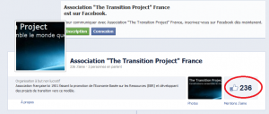 Facebook The Transition Project